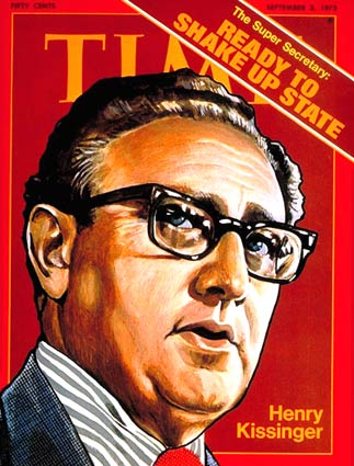 A Hipster's Guide to Henry Kissinger (1/6)